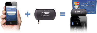 Intuit GoPayment System