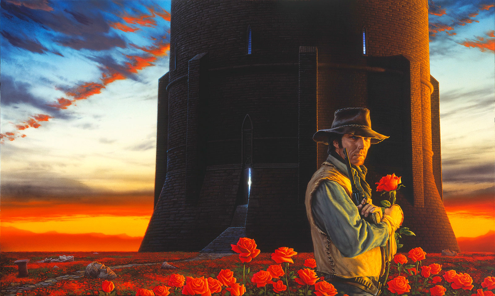 The Gunslinger and the Rose