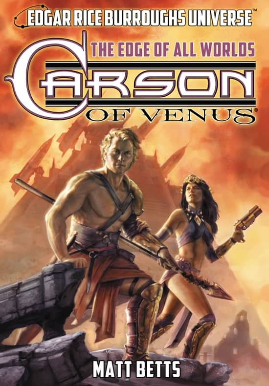 Carson of Venus: The Edge of All Worlds